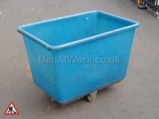 Factory Movable Bins - Factory Dollies