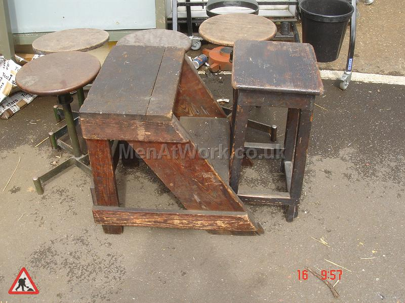 Factory Seating / Stools - Factory Seating (3)