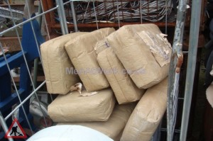 Cement Mixer – Dressing - Fake Cement Bags