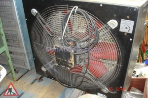 Fan With Square Surround - Fan with square surround
