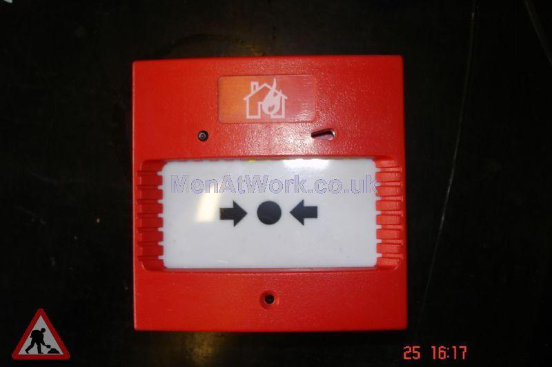 Fire Alarm Switch - Fire Alarm Switch 3 x 4 inches