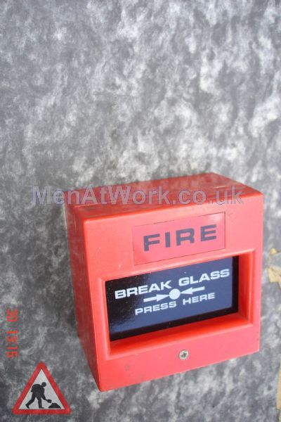 Fire Alarm Switch - Mounted