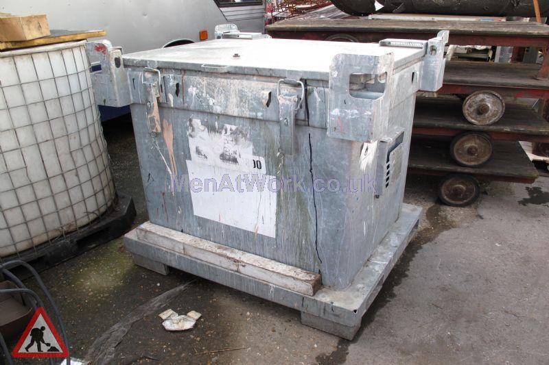 Fire Proof Container - Fire Proof Container