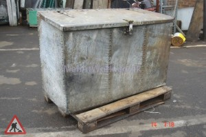 Flammable Storage Bin - Flamable Storage Bin