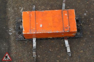 Aircraft Black Box Flight Recorder - Flight Recorder Cover