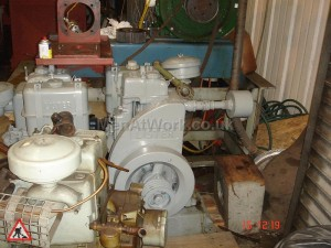 Floor Mounted Engine - Floor Mounted Engine
