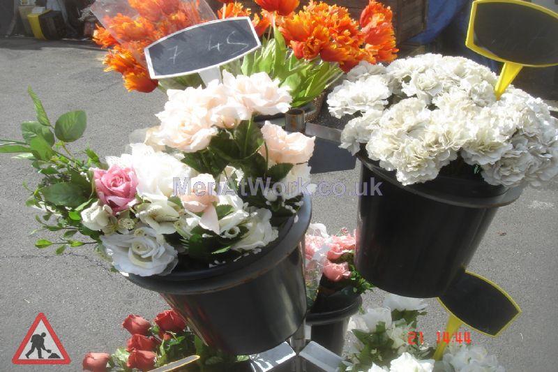 Flower Stand Dressing - Flower Stand Dressing