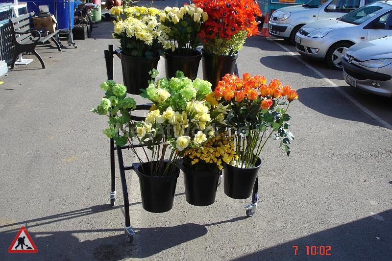 Flower Stand - Flower Stand a