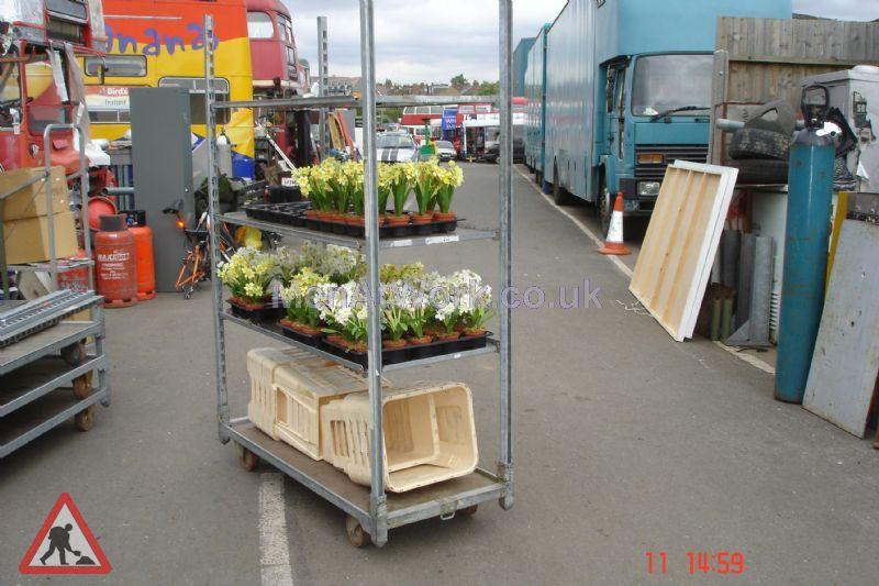 Market Stall - Flower market display (5)