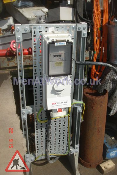 Free Standing Electrical Control Unit - Free Standing