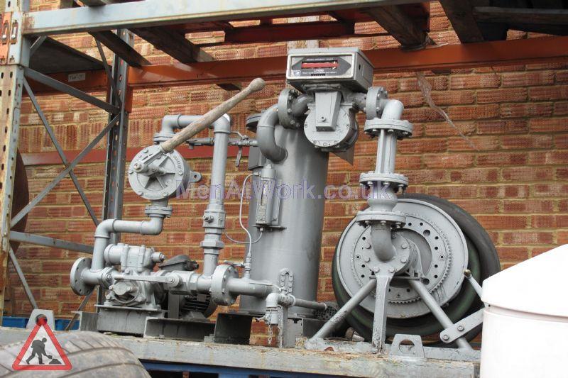 Fuel Pump - Fuel Pump Grey