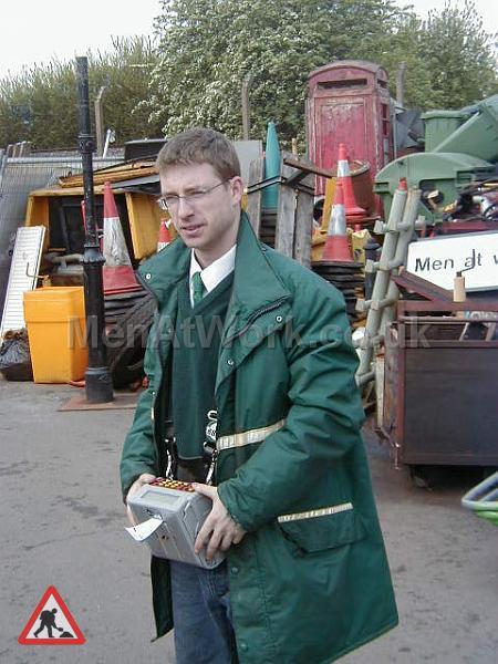Bus Driver Uniforms - GREEN UNIFORM