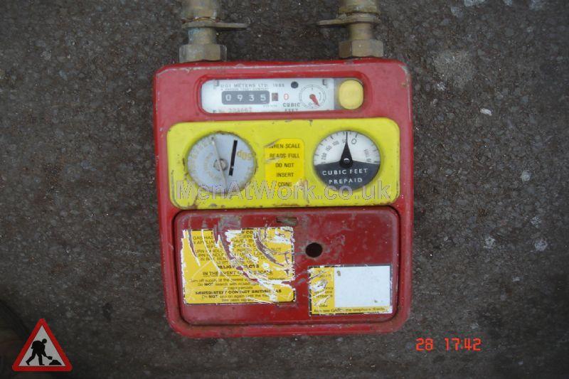 Gas Meter Red - Gas Meters (3)