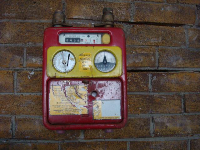 Gas Meter Red - Gas Meters (4)