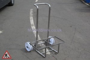 Gas Bottle Trolley - Gas bottle Trolley