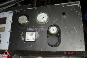 Gauges Mounted Panel - Gauges Mounted Board (3)