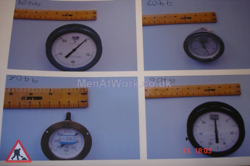 Gauges Reference Images Only - Gauges – Reference Images