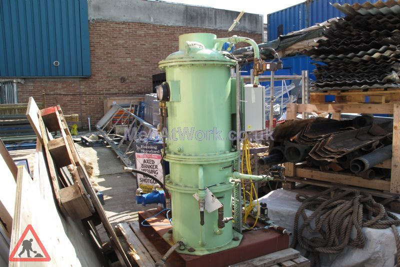 Chemical Pressure Tank - Green Tank (3)