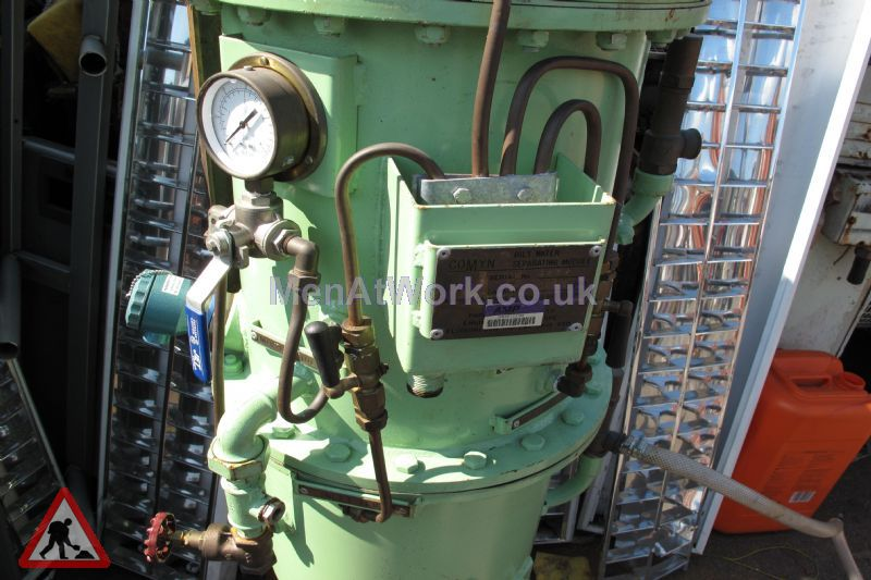 Chemical Pressure Tank - Green Tank (5)