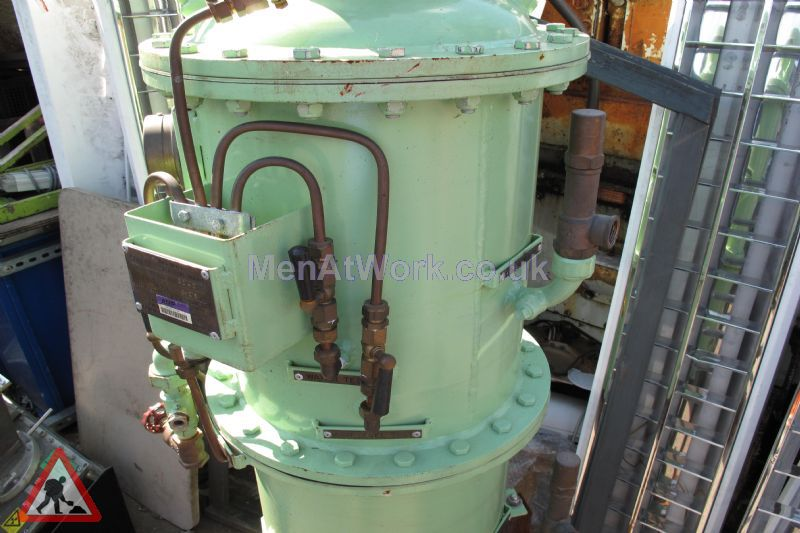 Chemical Pressure Tank - Green Tank