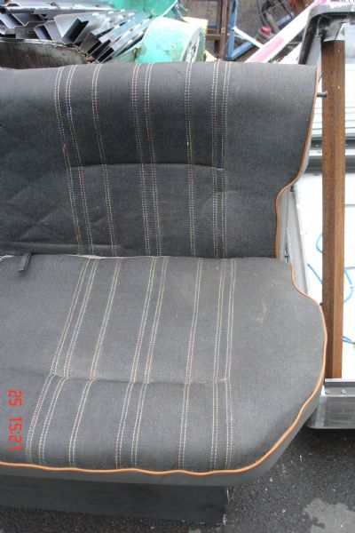 Grey Car Seats - Grey Car Seats (2)