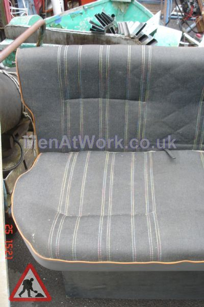 Grey Car Seats - Grey Car Seats (3)