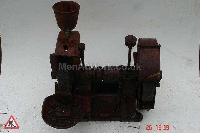 Blacksmith Accessories - Grinder