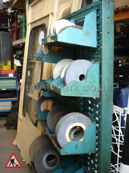 Grinding Reel Stand - Grinding Reel Stand
