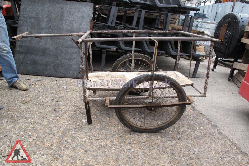 Market hand cart - Hand cart (1)