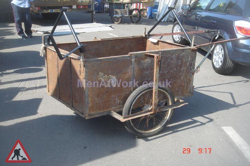 Market hand cart - Hand cart (10)