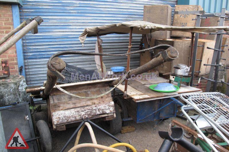 Market hand cart - Hand cart (2)