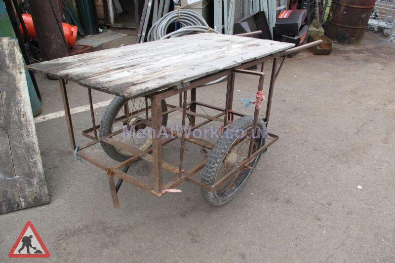 Market hand cart - Hand cart (4)