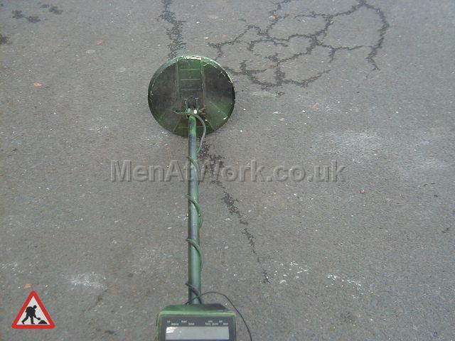 Hand held metal detector - Handheld metal detector (8)