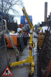Heavy Workshop Crane - Heavy Workshop Crane