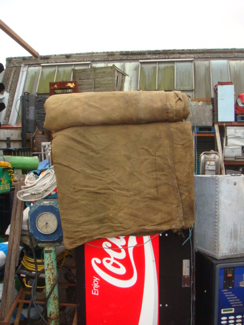Hessian sheet - Hessian sheet roll