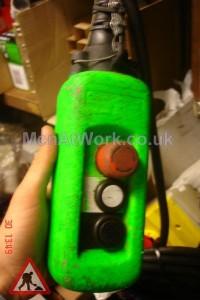 Hoist Buttons – Green - Hoist Buttons