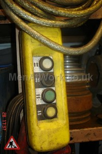 Hoist Buttons – Yellow - Hoist Buttons (4)