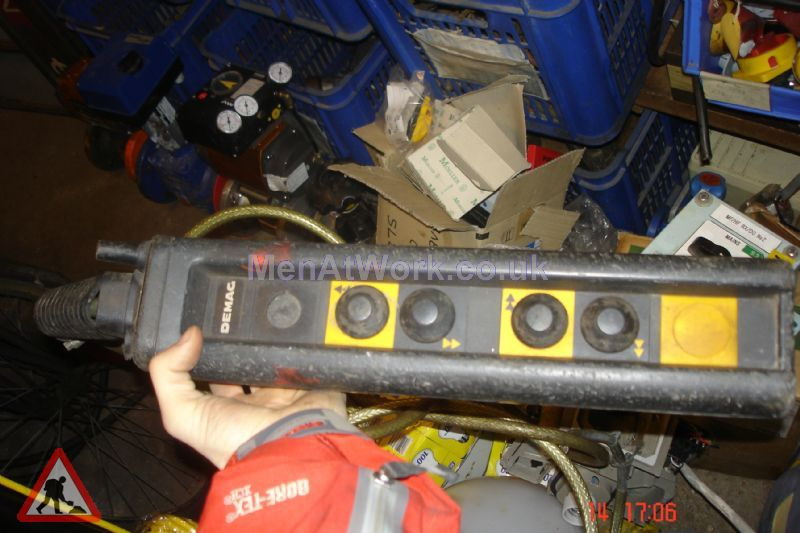 Hoist Control - Hoist Control 2