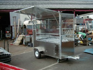Hot Dog Cart - Hot Dog Cart