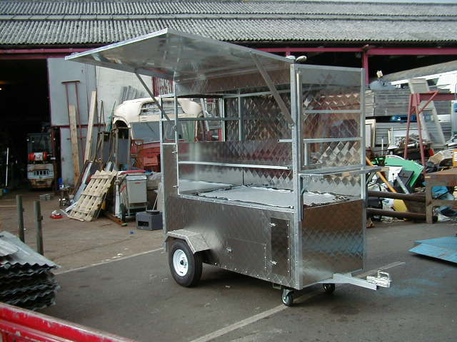Hot Dog Cart - Hot Dog Cart