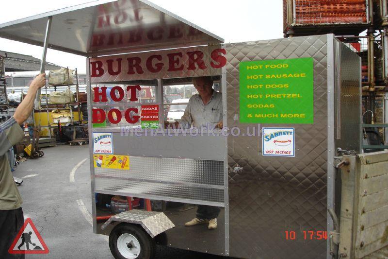 Hot Food Vender - Hot Food Vender