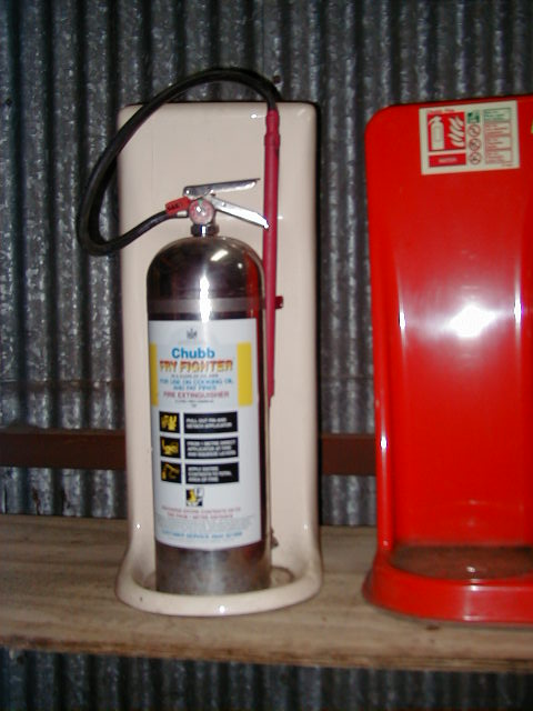 Kitchen Extinguisher - Kitchen Extinguisher