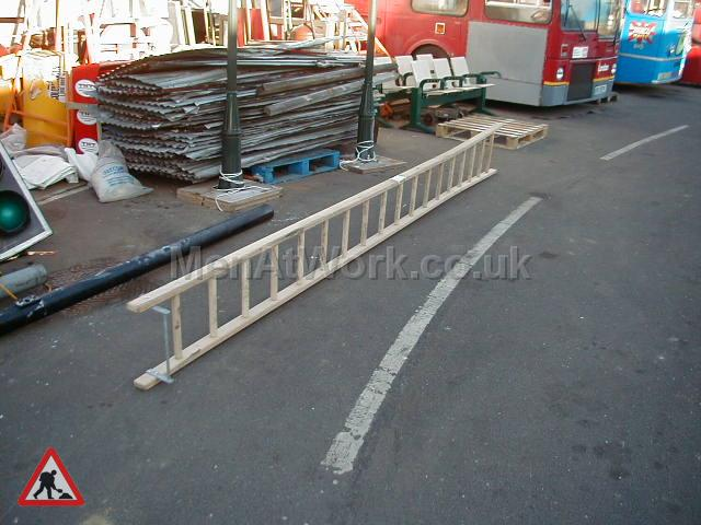 Wooden Ladders – Various Sizes - Ladder 1a