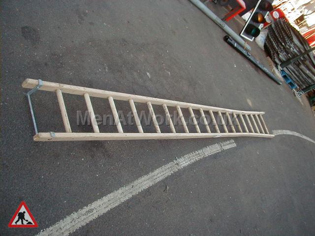 Wooden Ladders – Various Sizes - Ladder 1b