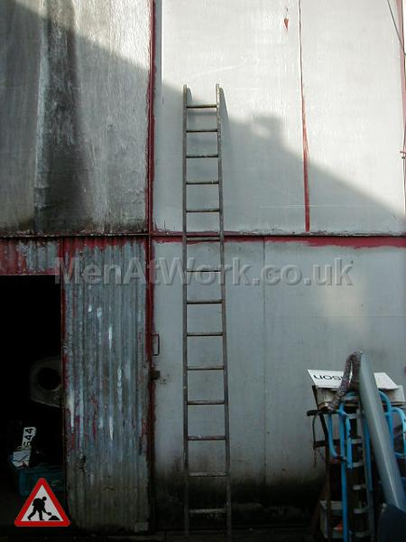 Wooden Ladders – Various Sizes - Ladder 5b – 12′