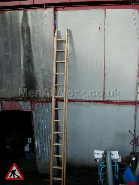 Large Wide Framed Trestles - Ladder – Large (5)