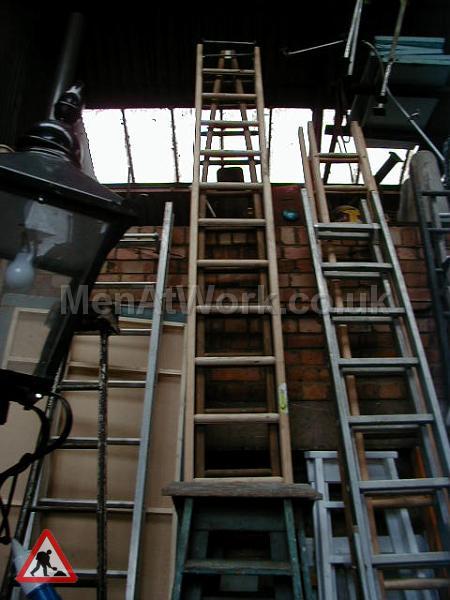 Ladders – Various Sizes - Ladders – Various (4)