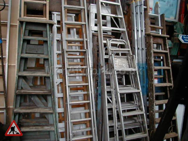 Ladders – Various Sizes - Ladders – Various