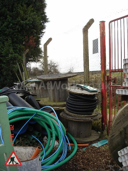Large Cable Drums - Large Cable Drums (2)