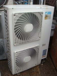 Air Conditioning Units - Large Double Unit